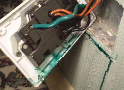 croft electric electrical safety rh croft electric co uk Hydromill Wiring Residential Wiring Color Codes